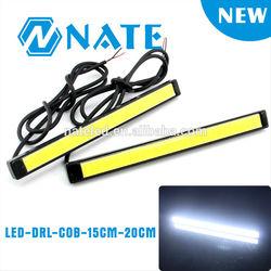 New style High power led car daytime running lights /COB Car led drl 12V 15cm