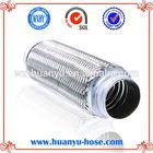 car auto muffler stainless steel exhaust flexible pipe bellows