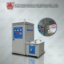 Energy saving induction hot forging machine for iron