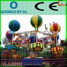 Popular children outdoor Samba balloon rides/amusement rides kids games for sale