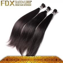 fast ship single drawn luxury wavy expressions hair for braiding