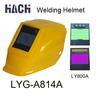CE Approved Auto-Darkening Super Quality Cheap PP Welder Helmets Price LYG8622