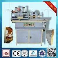 book edge or album edge gilding machine, hot foil stamping machine,photo album edge printing machine