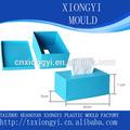 la costumbre de la ue de inyección estándar caja de pañuelos fabricante de moldes
