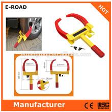 Smart car wheel clamp/ Clip lock