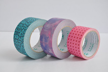 Waterproof printed cloth duct tape factory
