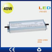 IP65 40W 12V waterproof LED power supply