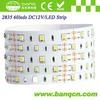 BANQ SMD2835 60leds DC12V led strip IP20,IP65,IP67,IP68