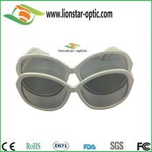 2014 hot sales linear polarized 3d glasses for 3D passive televisions manufactur