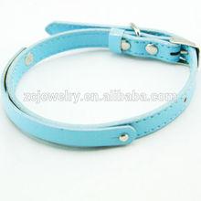 Pet dog collar,slider charms pet collar 2015