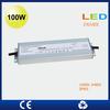 12V 100w slim LED driver waterproof
