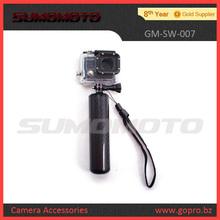 Carbon fiber Handheld Camera Mount Pole for Go Pro Hero4 / 2 / 3 / 3+ / and SJ4000
