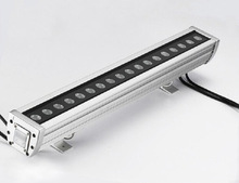 Powerful building illumination 18w led wall washer , outdoor led lights wall washer