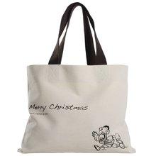 fashion canvas bag for shopping