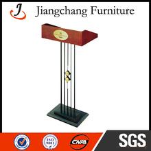Stainless Steel Modern Hotel Podium JC-JT04