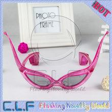 led glasses Light Up Flashing Ox Horn Party Mask