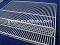 de metal de almacenamiento de los soportes de repisa para el refrigerador