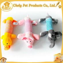 Dog Favorite Super Soft Cute Custom Plush Toy For Pet Popular Animals Pet Toys