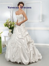 Drop Shipping Sexy Low V Back Mermaid Lace Top Gorgeous Applique New model 2014 Wedding Dress