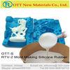Liquid Mold Making RTV-2 Silicone Rubber for GRC, Plaster,Concrete