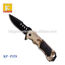 USA popular survival knife folding knife best pocket knife