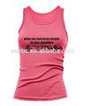 El peso pesado de la mujer en cuclillas o tanque t s- 2xl crossfit& ropa de la aptitud