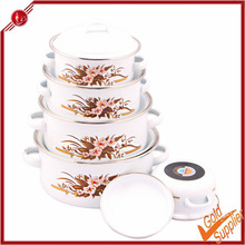 Durable new home enamel german style cookware sets