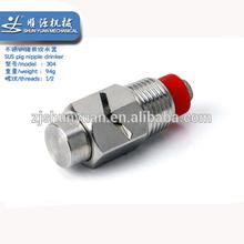 livestock nipple drinker SY 304 stainless steel trough