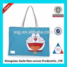 2014 fashion China wholesale eco cotton shopping bags