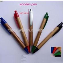 Eco-friendly bamboo ballpoint pen