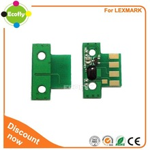 Compatible toner chip cartridge chip for Lexmark C540 543 544 546 for lexmark toner reset chip