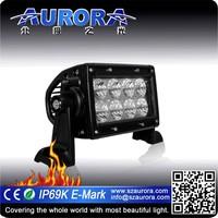 Aurora 4 inch off road led light led light bar fire truck