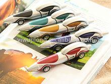 2014 latest design novel advertise ballpoint pen with car design