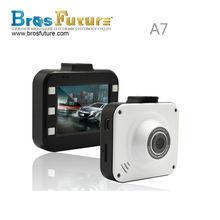 car cctv cameras Brosfuture HD 720p@30fps 2.0'' screen 120 viewing angle support G sensor