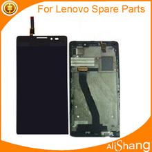 Original cellphone VIBE Z K910 spare part for Lenovo VIBE Z K910 LCD Display+digitizer touch screen