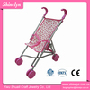 NO.808-43 china stroller factory wholesale regal doll carriage wheels circo doll stroller
