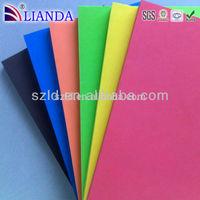Colorful EVA Sponge Foam Sheet /High Density Foam sheet/EVA Sponges Products