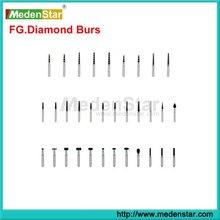 Most popular Dental FG Diamond burs many models