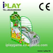 """""""DODO basketball""""/ticket redemption Indoor Children basketball game machine"""