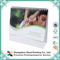 2014 diseño personalizado y de alta calidad calendario/de alta calidad de la foto calendario de pared de impresión