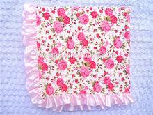 nuovi arrivi moda coperta per bambini di cotone per il bambino con velet
