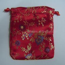China fabric jewelry bag