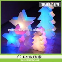 LED star curtain, wedding decoration, multicolor backdrop light