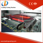 protective membrane vacuum coating machine heat reflect glass roll to roll sputtering coating production line importer
