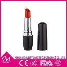 New Design Plastic Vibrator Lipstick Women's Sex Toy