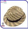 Printed wholesale fedora straw hat