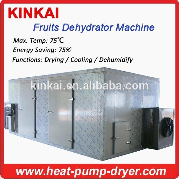 Batch Type Fruit Dehydrator Machine For Fruit