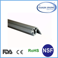 rubber strip door seal for refrigerator Customized/standard and nonstandard EPDM and PVC