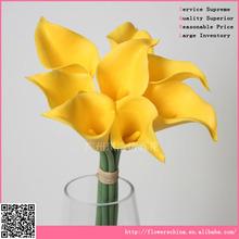 Дешевые оптовая продажа каллы моделирования ,, Искусственный свадьба цветочная композиция