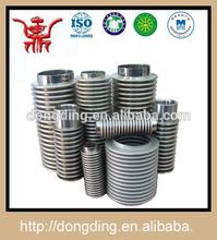 fabbrica di porcellana produzione di acciaio inossidabile soffietto giunto di dilatazione
